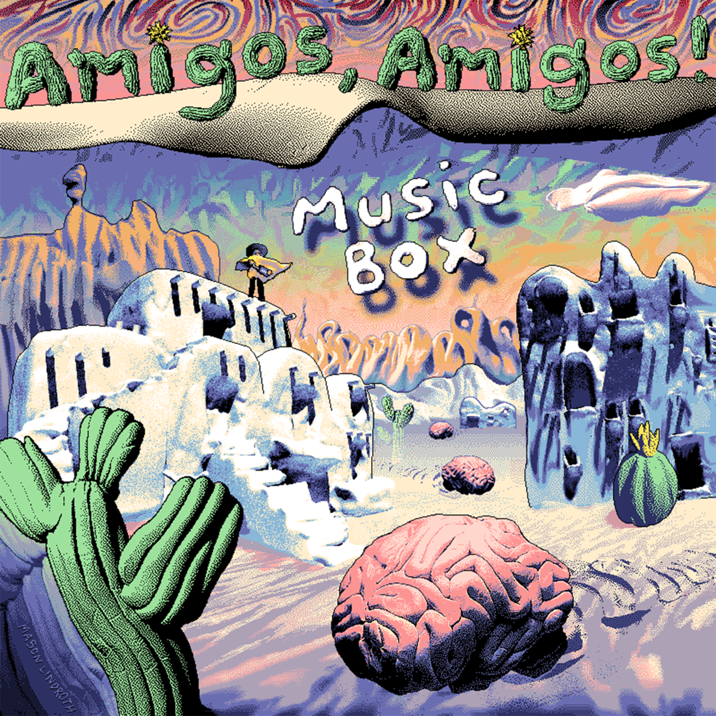 Amigos, Amigos! – Music Box